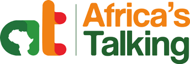 Africas talking logo.