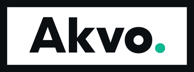 Akvo foundation logo.