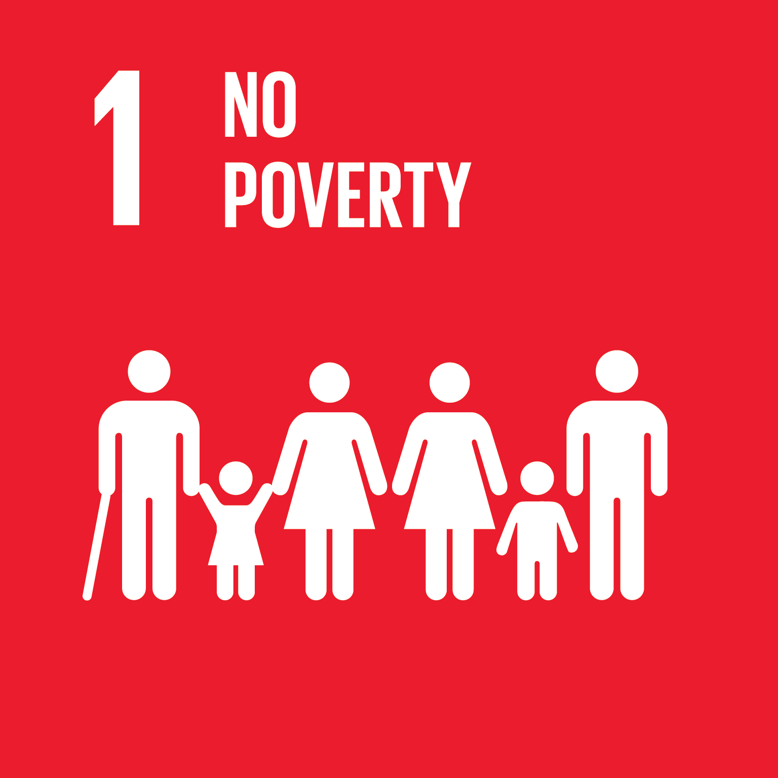 No poverty logo.